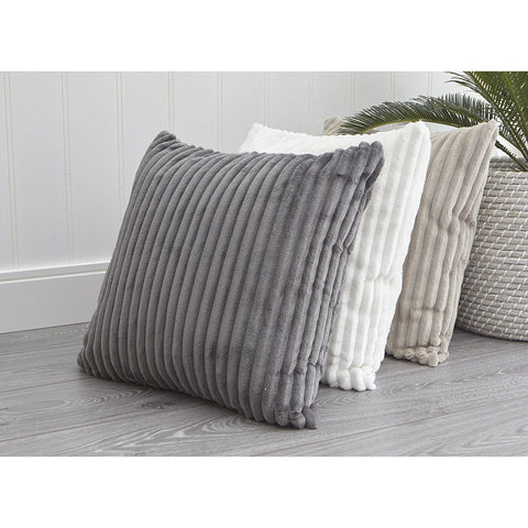 "Ripple Decorative Pillow, 18"" x 18"""