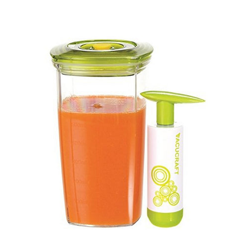 Juice Saver, 25 oz, Clear