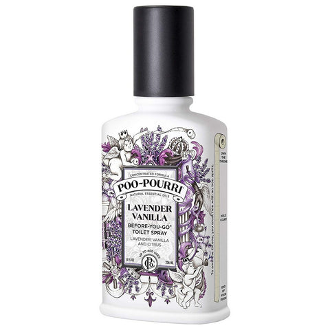 Lavender Vanilla 8 oz Bottle