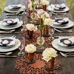 Auburn Double-Sided Table Runner