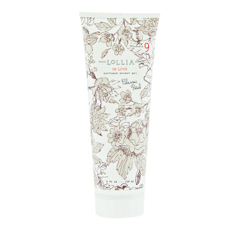 In Love Classic Petal Perfumed Shower Gel