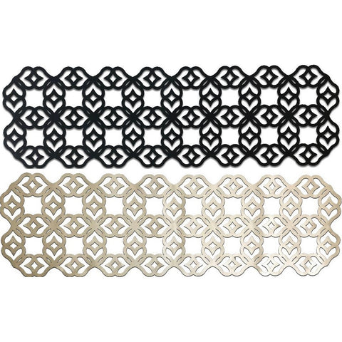Milano Double-Sided Table Runner