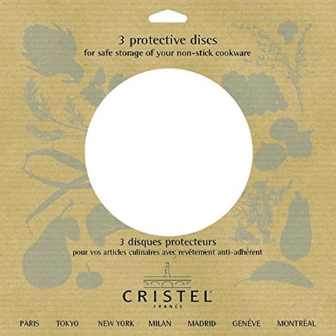 Protection Pads, Set of 3