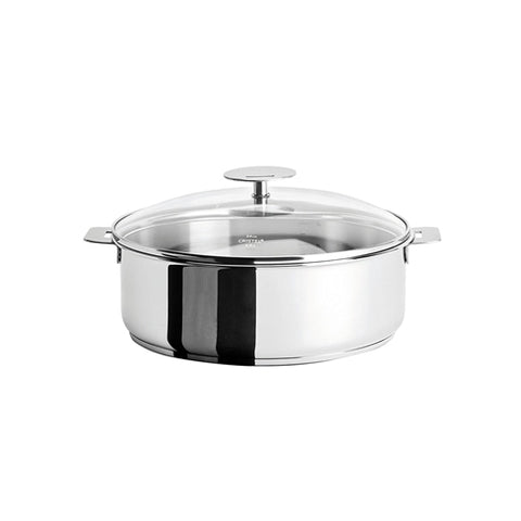 Casteline Saute Pan With Domed Glass Lid