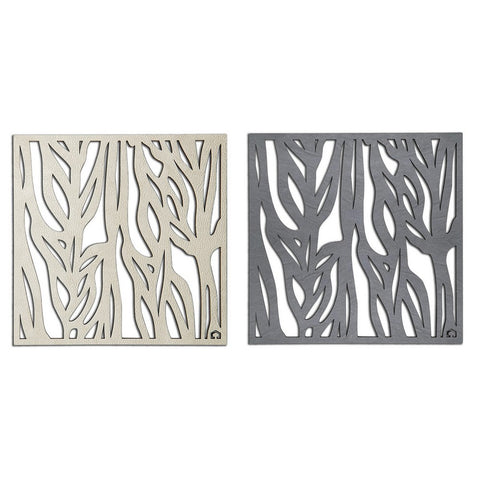 Foliage Double-Sided Trivet