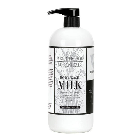Milk Body Wash 33oz.