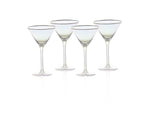 Aragon Set of 4 Martini Glasses