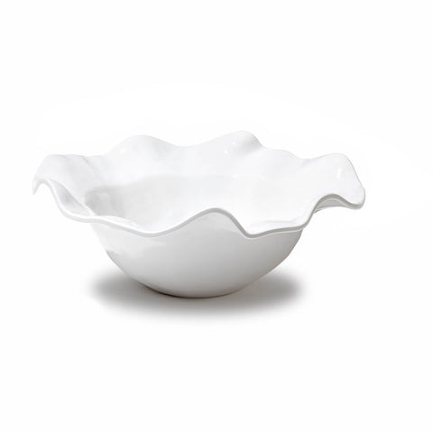 Vida Havana Large Bowl White