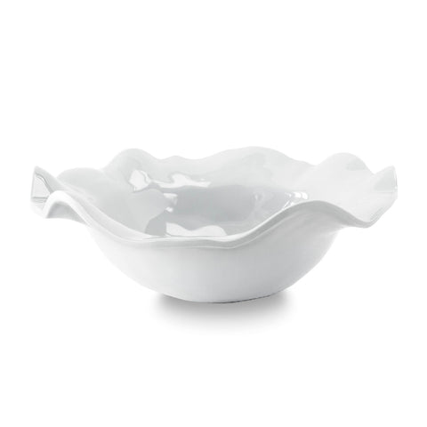 Vida Havana Medium Bowl White