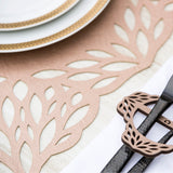Floral Double-Sided Placemat