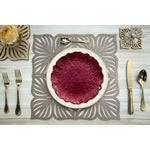 Blossom Double-Sided Placemats, Set of 4