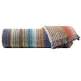 Viviette Towels Collection Multicolor