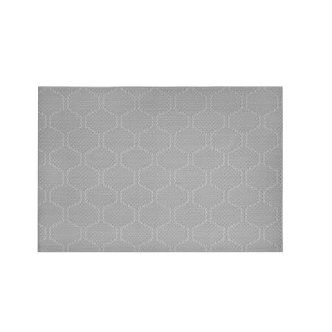 Honeycomb Vinyl Placemat