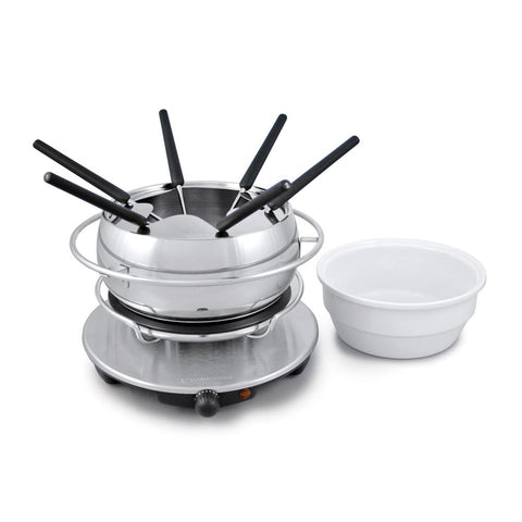 Zurich 3 in 1 Electric Fondue Set