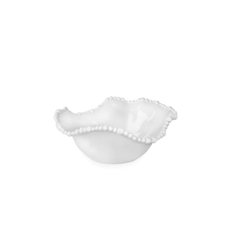 Vida Alegria Small Sauce Bowl White