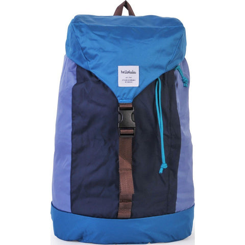 Fran Packable Ruckpack - Blue