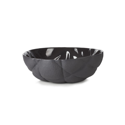 Large Salad Bowl Succession Black