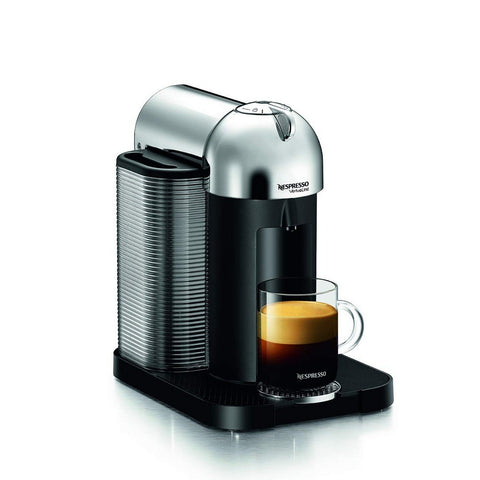 Vertuo Coffee & Espresso Machine, Chrome