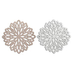 Floral Double-Sided Trivet