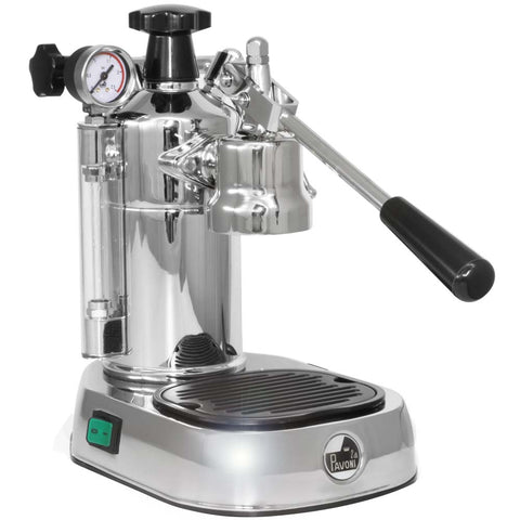 Professional Chrome Espresso Maker