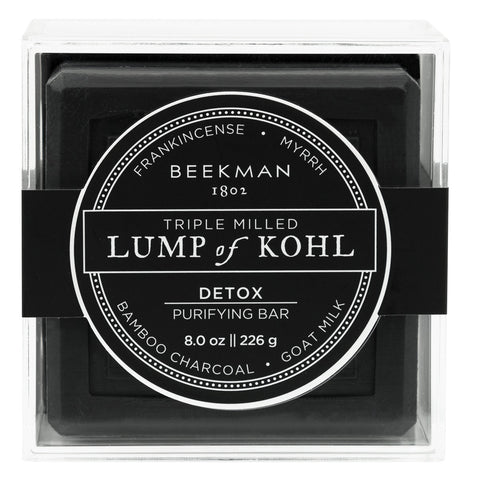 Lump of Kohl Detox Purifying Bar 8 0z.