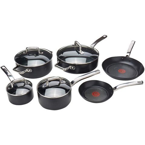 10 Piece Professional Cookware Set