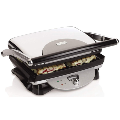 Retro Indoor Grill & Panini Press