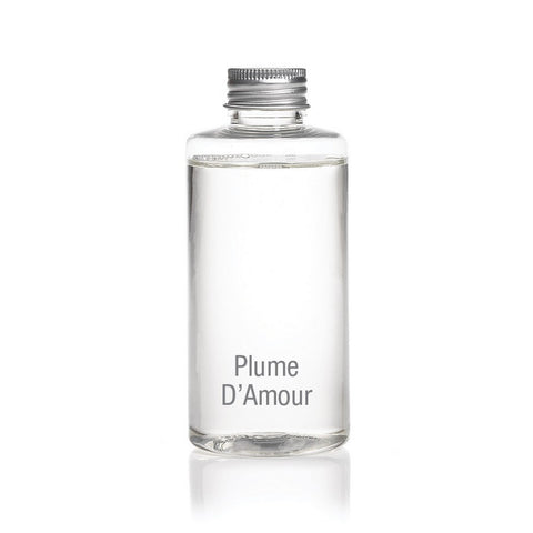 Plume D Amour Illuminaria Porcelain Diffuser in Gray Bottle - Refill