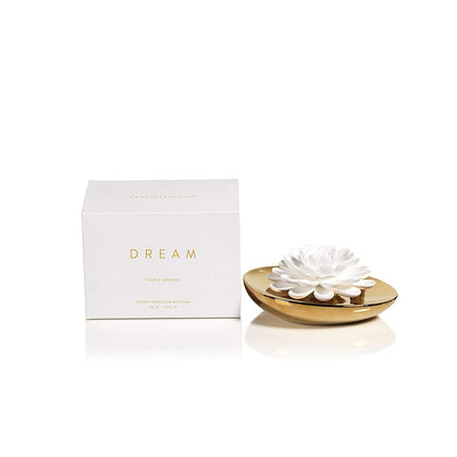 Dream Porcelain Flower Diffuser