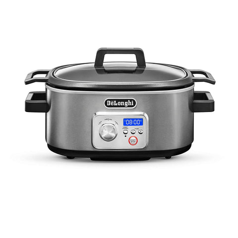 Livenza Programmable Slow Cooker with Stovetop Safe Cooking Pot - 6 Quart