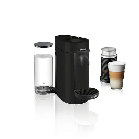 VertuoPlus Coffee & Espresso Machine with Aeroccino by De'Longhi, Limited Edition