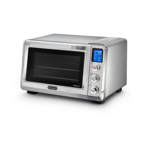 Livenza 24L True European Convection Digital stainless steel oven, thermoshield technology, double glass door, internal temperature check
