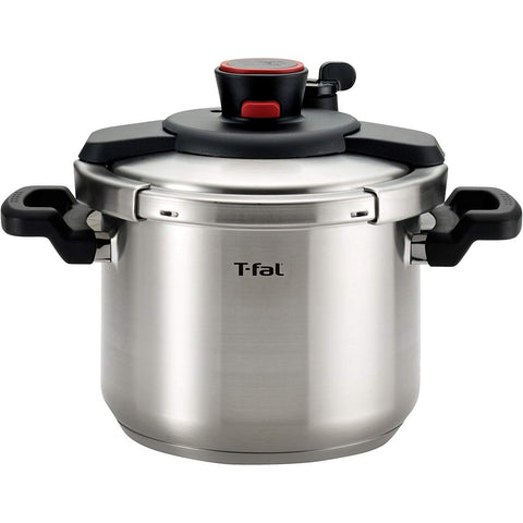 Calipso Stainless Steel Pressure Cooker 6.3-Quart