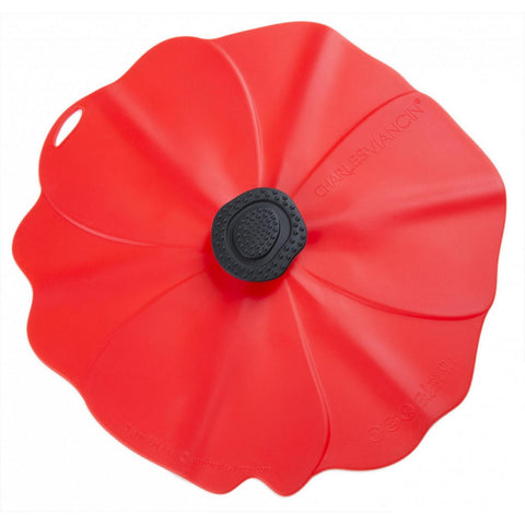 Airtight Silicone Poppy Medium Lid - 9""