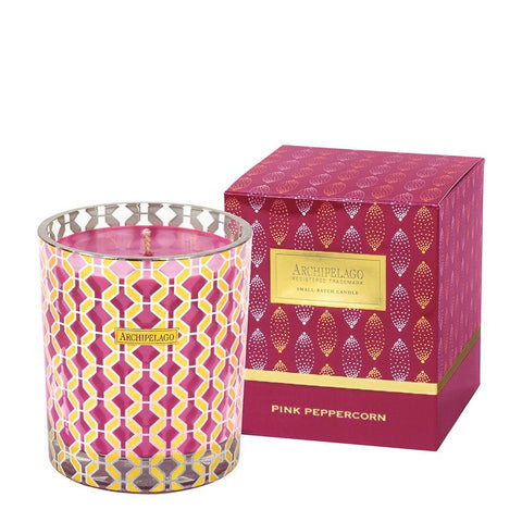 Pink Peppercorn Gift Box Candle