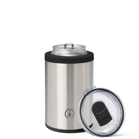 12oz Combo Cooler-Stainless Steel