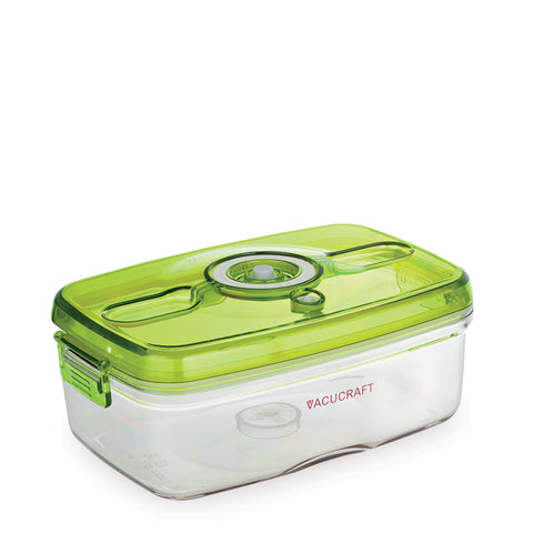 Small Rectangular Vacuum Food Container 35oz