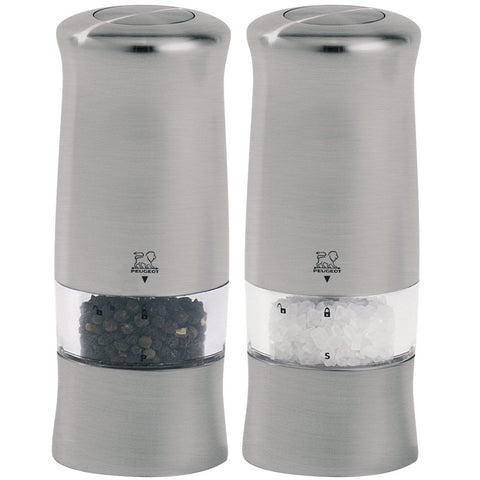 Zeli Duo Electric Salt & Pepper Mill Set