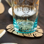 Foglia Double-Sided Coasters Set of 6