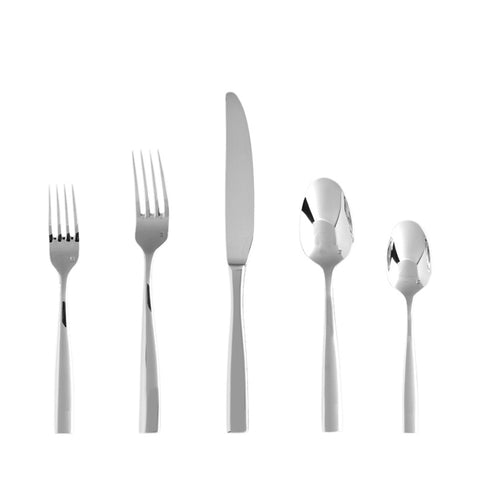 Lucca 18/10 Stainless Steel Flatware Set, Service for 4, 20-Piece