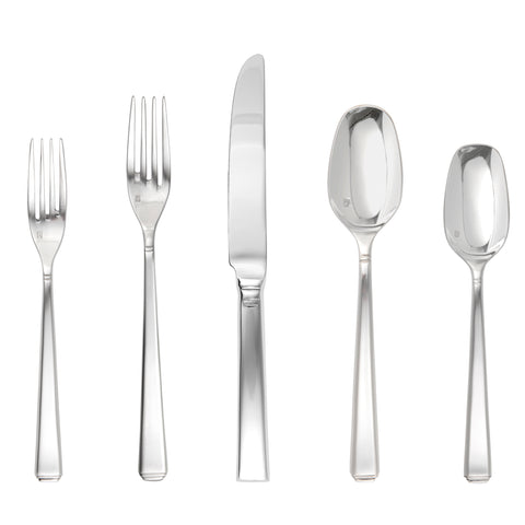 Scalini 18/10 Stainless Steel Flatware Set, Service for 4, 20-Piece
