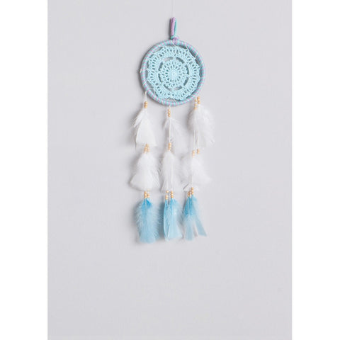 "Dream Catcher Lavender and Green Mint (Green Mint Center) - D5.1"" x L19.7"""