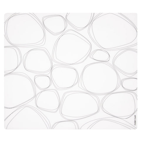Placemat Pebbles - Black