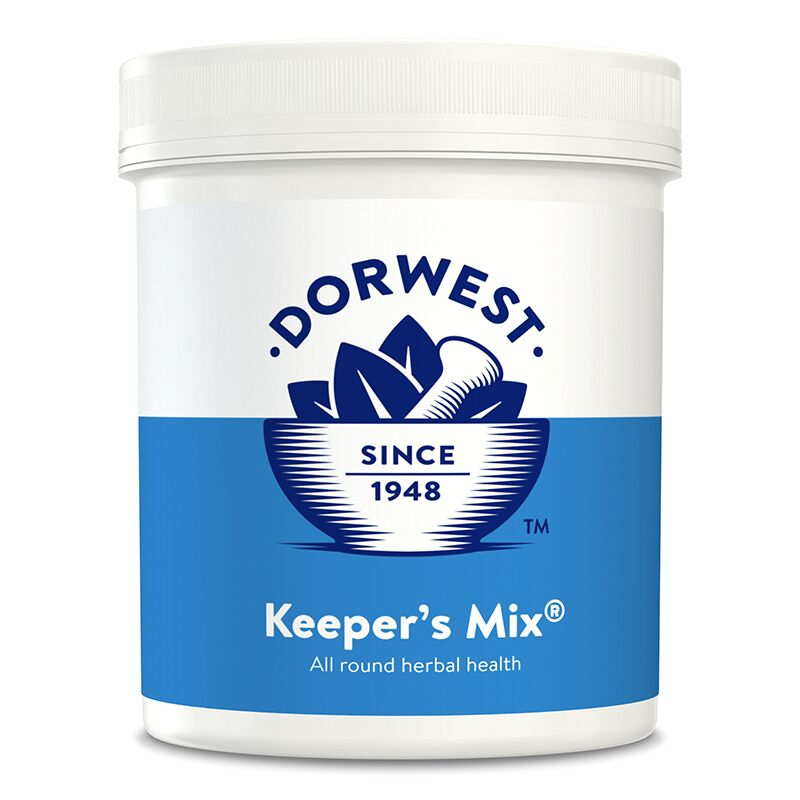 Keeper's Mix For Dogs And Cats
