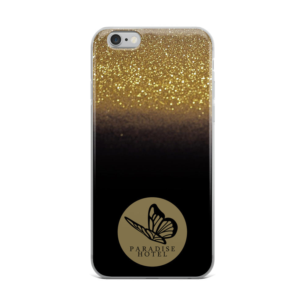 IPhone dekselet - Gold