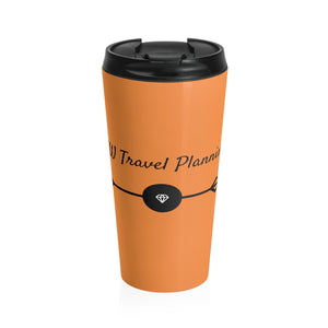 STW Travel Planning Stainless Steel Travel Mug