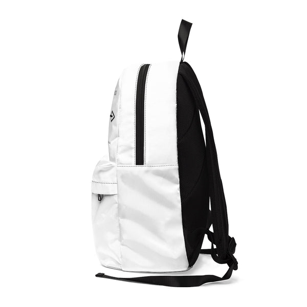 Solo Travel Woman Unisex Classic Backpack - Solo Travel Woman