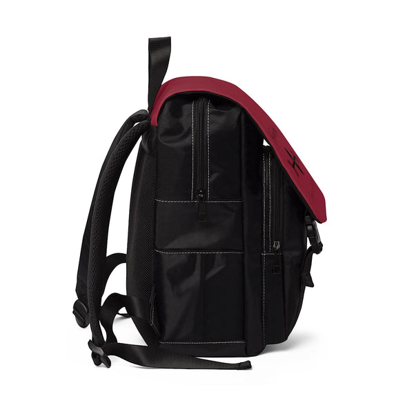 Solo Travel Women's Empowered & Independent Unisex Casual Shoulder Backpack - Solo Travel Woman