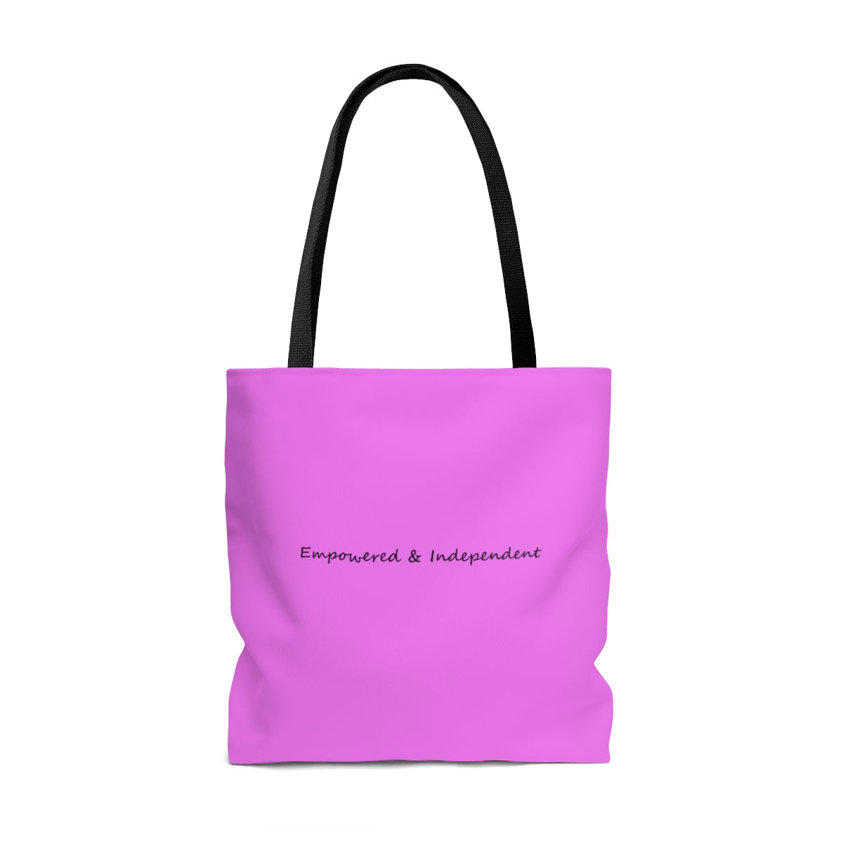Solo Travel Woman Tote Bag - Solo Travel Woman