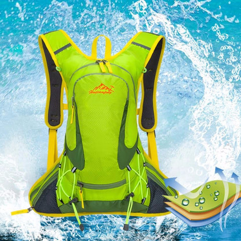 Durable Waterproof Camping Backpack
